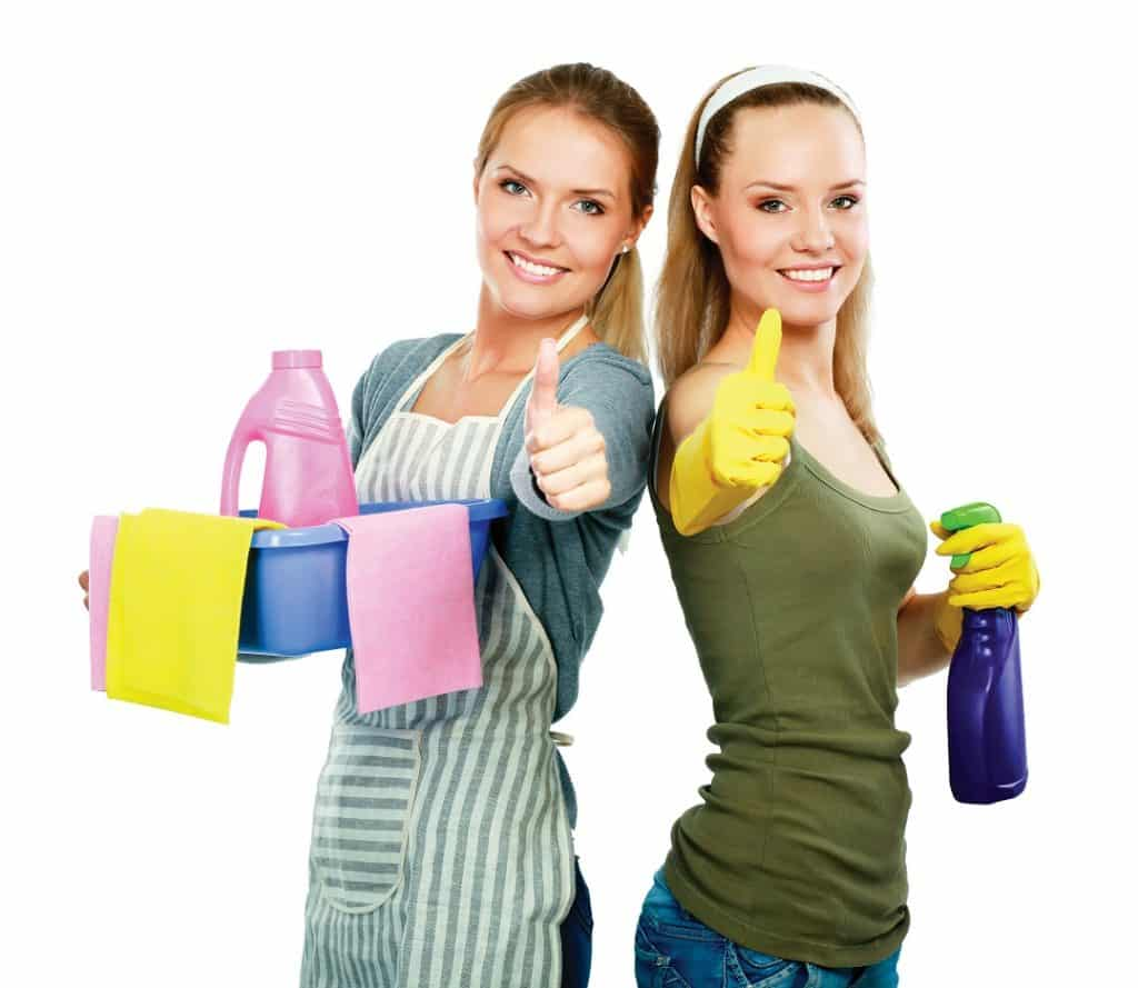 Eh Maids House Cleaning Service Two Happy Cleaners
