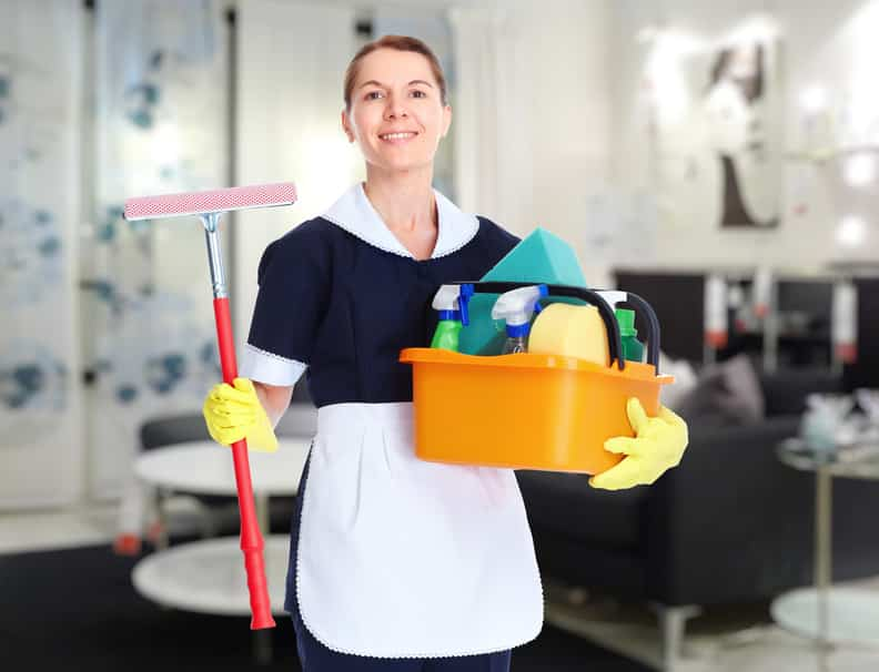 house cleaner toronto