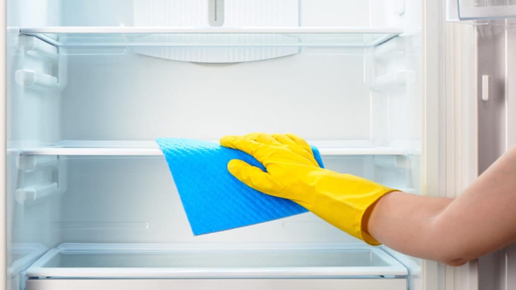 Eh Maids House Cleaning Service Brampton Refridgerator Cleaning