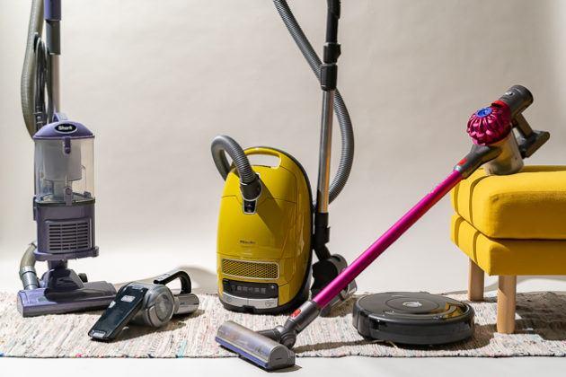 eh maids vacuum