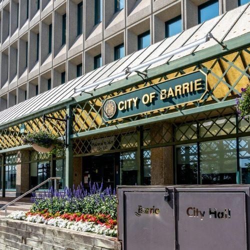 City - Barrie 1